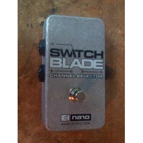 Electro-harmonix Nano Switchblade Channel Selector Footswitc
