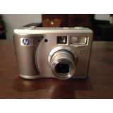 Hp Camara Digital Photosmart 935 5.3 Mp With 21x Zoom Plata