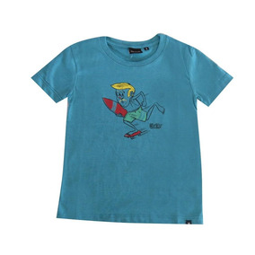 b651cc76d9462 Camiseta Infantil Silk Surfs Up Hurley