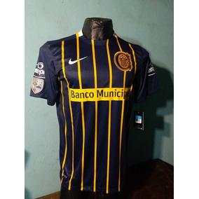 Camiseta De Rosario Central 2015 #9 Ruben Parche Libertadore