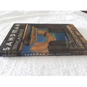 Hq Sandman - Terra Dos Sonhos Ed. De Luxo - Neil Gaiman