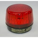 Luz Estroboscopica Color Rojo Para Alarmas