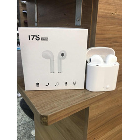 Fone I7s Sem Fio Via Bluetooth