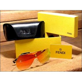 3329576d74c59 Óculos De Sol Fendi Eyeline Em Até 12x Fotos Reais °1415°