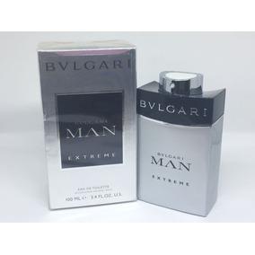 67821149bda Kit Perfume Bvlgari (bulgari) Man Extreme Original Na Caixa ...