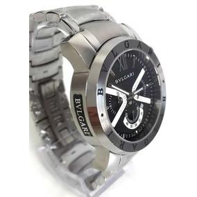 9b4912a6f19 Relogio Bvlgari Prata - Joias e Relógios no Mercado Livre Brasil
