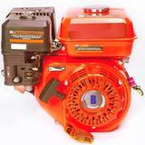 Motor Eje Horizontal Naftero 7 Hp Explosion Lm250b Bigger