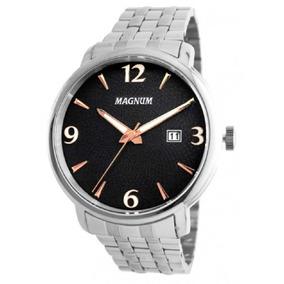 7e6c02fac43 Relogio Mais Caro De Luxo Masculino Magnum Bahia - Relógios De Pulso ...