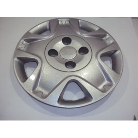 Ford Fiesta Rocam Calota Da Roda 5,5 X 1,4 Original Unidade
