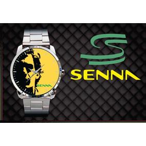 333dfb7a4ba Relogio Ayrton Senna Replica - Relógios no Mercado Livre Brasil