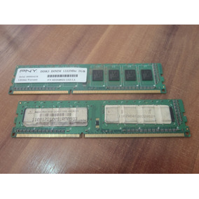 Memoria Ram Ddr3 De 2gb Para Computadora