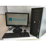 Workstation Hp Render Juegos Edición Servidor Diseño 3d