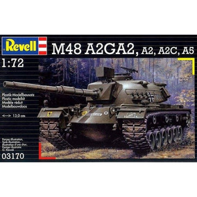 M48 A2c Revell 1/72