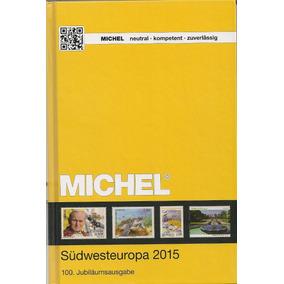 Catálogo Michel Do Sudoeste Europa 2015 Parte 2 - Usado