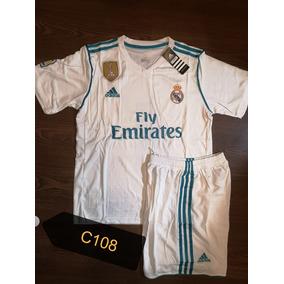 391be6d556131 Camiseta Real Madrid Gris Y Verde - Camisetas en Mercado Libre Argentina