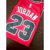 Camiseta De Los Bulls & Michael Jordan