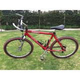 Bicicleta Española Marca Scandi Importada Con 18 Cambios