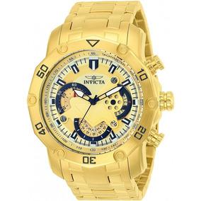 83ce4d3d3b7 Invicta 22761 - Relógio Invicta Masculino no Mercado Livre Brasil