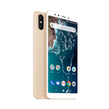 Celular Smartphone Xiaomi Mi A2 Dual 64gb Dorado