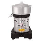 Espremedor Fruta Industrial Inox Extrator Bivolt 004 Spolu