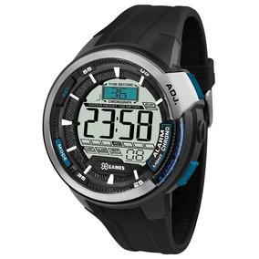 Relógio X-games Masculino Digital Preta Xmppd469bxpx