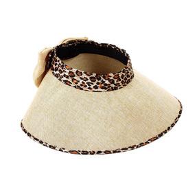 b4419e66ce664 Las Mujeres Las Niñas Ceñido Arco Sombreros De... (khaki) por eBay