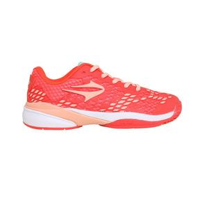 Zapatillas Topper Tennis Glow Iv Mujer Co/rj