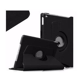 Capa Case Giratória 360 Couro Para New Ipad 6 Ipad Air 2