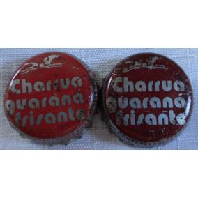 Tampinha Antiga Charrua Guaraná Frisante - C2