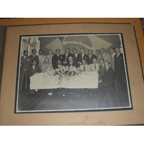 Foto De 1927/29 Assumida De Mando Do Prefeito Em Niteroi