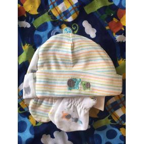 Set De Gorros Y Manoplas - Ropa de Bebé en Mercado Libre Venezuela 4db08bbc439