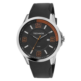 Relógio Technos Masculino Pulseira De Silicone 2115kln/8p
