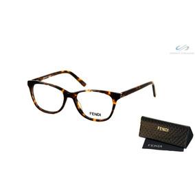 Oculos Hexagonal Rose De Grau Fendi - Óculos no Mercado Livre Brasil 283b1470b6