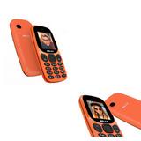 Telefono Celular Blu Jenny Lampara Dual Sim Mp3 Colores