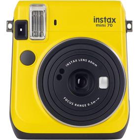 Cámara Instantánea Fujifilm Instax Mini 70 Amarillo