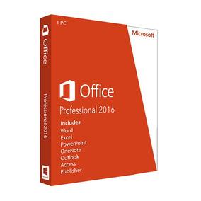 Licença Office 2016 Vitalícia