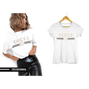 Blusa Gucci Dama Estampado Moda Mayoreo