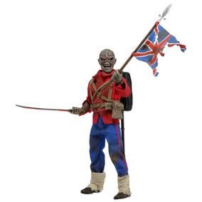 Neca Figura De Accion - Iron Maiden: The Trooper
