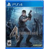 Resident Evil 4 Playstation 4