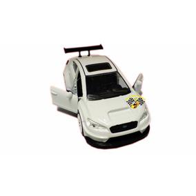 Miniatura Velozes& Furiosos Mr Little Nobody Subaru Wrx Sti
