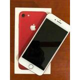 iPhone 7 128g Red Usado