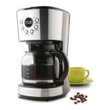 Cafetera Por Goteo Digital Timer 1.8 Lt. Peabody Pe-ct4207