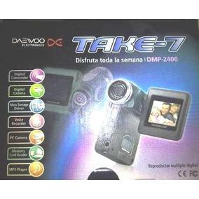 Daewoo Take 7 Dmp-2400 Videocam/filmadora