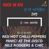 Ingressos Rock In Rio 2019 03 De Outubro