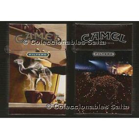 Bolivia, 2 Camel Box 20 Limited Edition 2009, Bo-015-01/02,