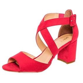 9498dfeaef8 Zapatos Lady Paulina Para Dama Rojos - Zapatos de Mujer en Mercado ...