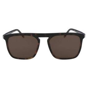 4da23890a1 Óculos Calvin Klein Ck Eyeglasses 5691 214 Havana - Óculos no ...