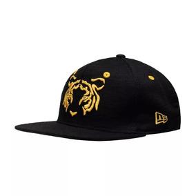 Gorra New Era Tigres Uanl Negras Hombre Originales Casuales 1f32b6a0676