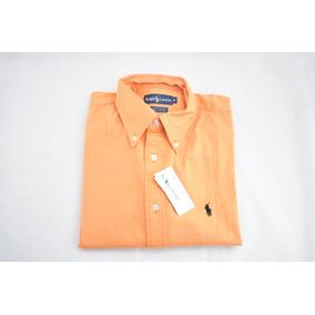 Camisa Polo Ralph Lauren L Legitima Beige - Camisas en Mercado Libre ... 8d627886429