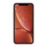 iPhone Xr Apple Coral, 128gb Desbloqueado - Mryg2bz/a